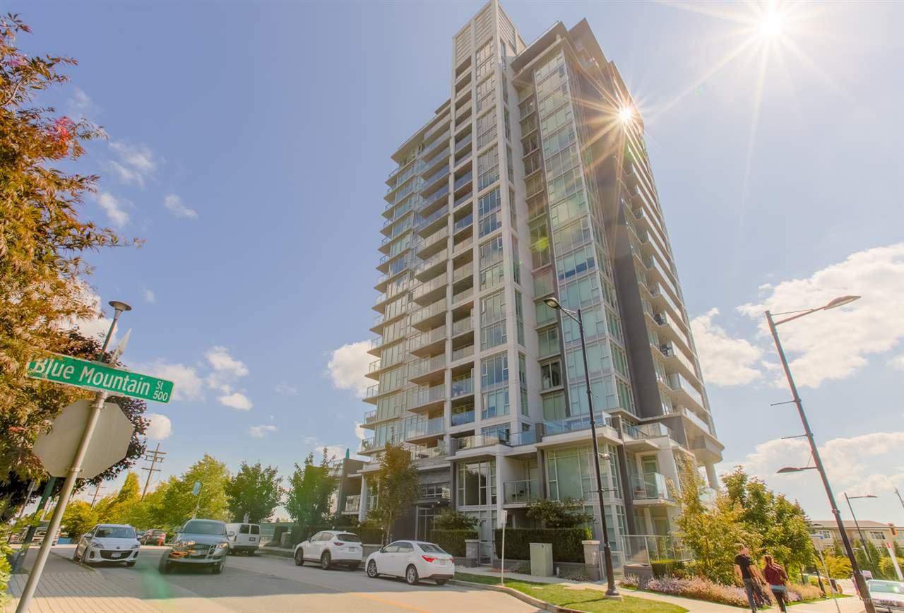 "Main Photo: 1408 958 RIDGEWAY Avenue in Coquitlam: Central Coquitlam Condo for sale in ""THE AUSTIN"" : MLS®# R2515328"