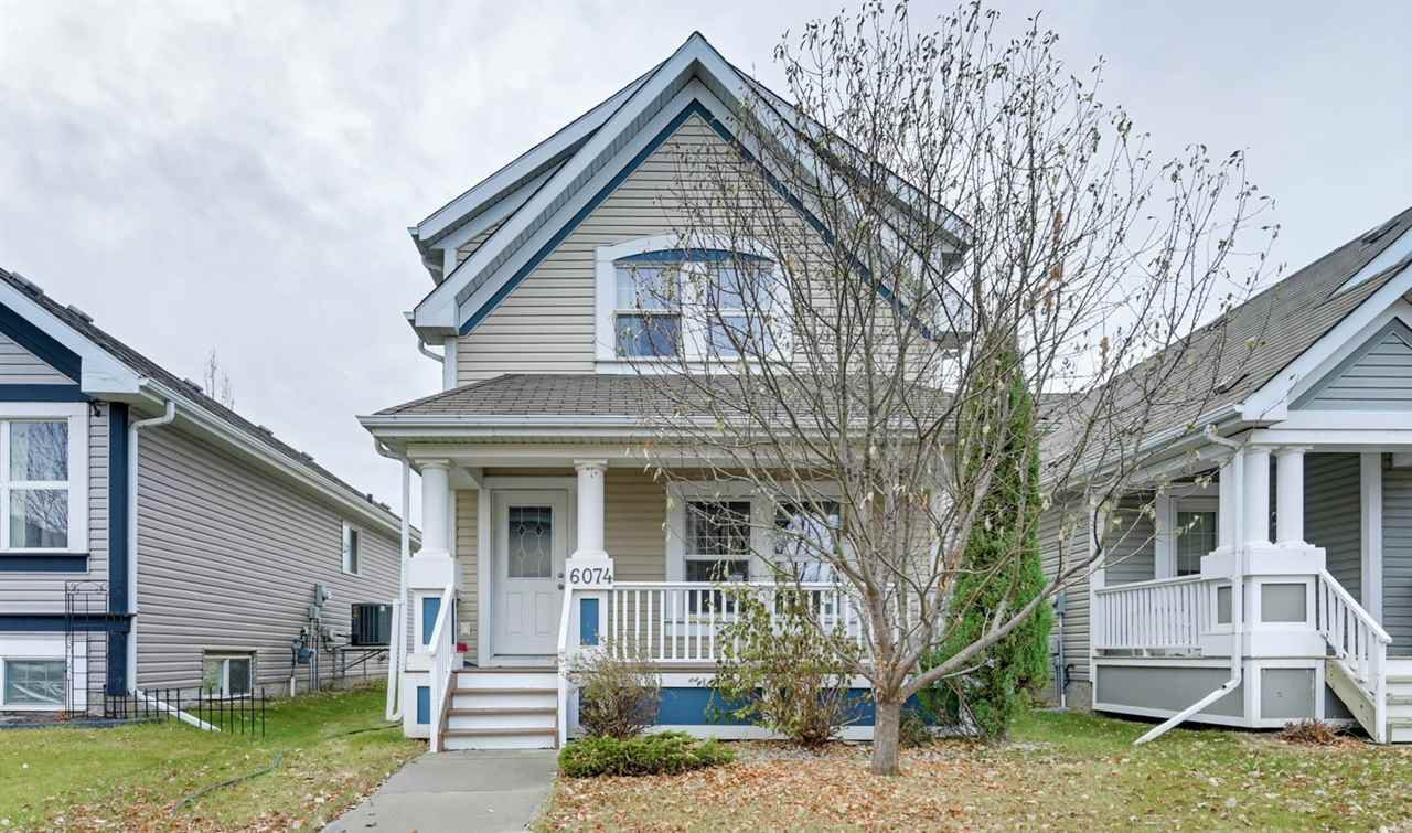Main Photo: 6074 STANTON Drive in Edmonton: Zone 53 House for sale : MLS®# E4220598