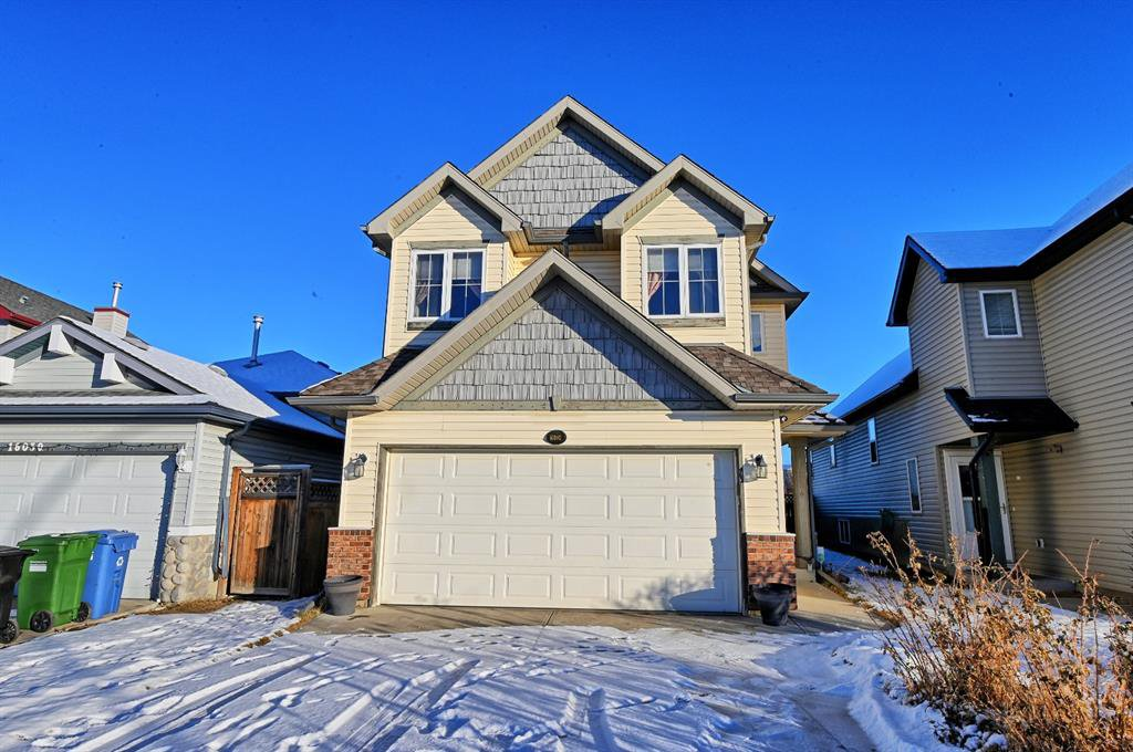Main Photo: 16034 EVERSTONE Road SW in Calgary: Evergreen Detached for sale : MLS®# A1054411