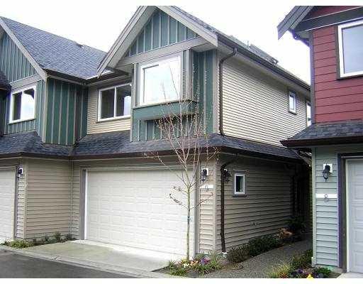 Main Photo: # 9 11100 NO 1 RD in Richmond: 42 Steveston South Condo for sale : MLS®# V642901