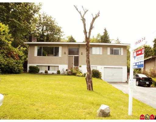 """Main Photo: 11259 GLEN AVON Drive in Surrey: Bolivar Heights House for sale in """"BIRDLAND/ELLENDALE"""" (North Surrey)  : MLS®# F2716067"""