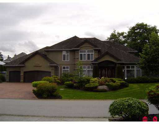 """Main Photo: 2338 137TH Street in White_Rock: Elgin Chantrell House for sale in """"CHANTRELL PARK"""" (South Surrey White Rock)  : MLS®# F2717286"""