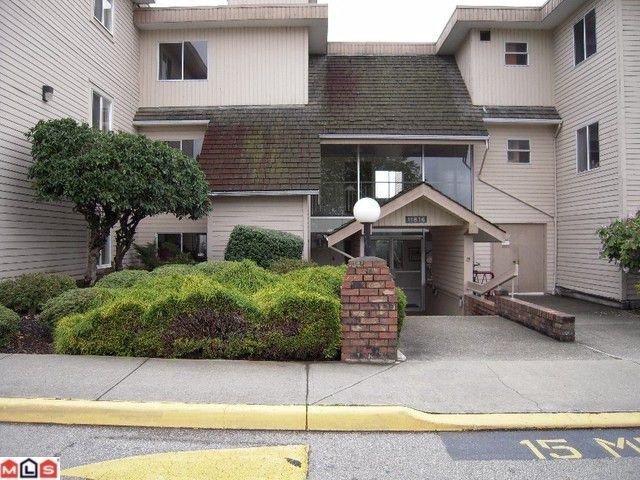 """Main Photo: # 227 11806 88TH AV in Delta: Annieville Condo for sale in """"DELTA"""" (N. Delta)  : MLS®# F1107790"""