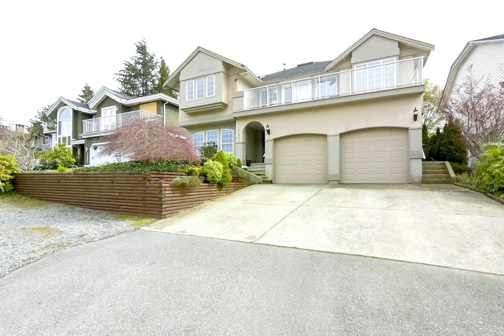 Main Photo: 11654 HARRIS Road in Pitt Meadows: South Meadows House for sale : MLS®# R2428478
