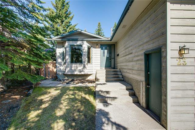 Main Photo: 23 SHAWMEADOWS Rise SW in Calgary: Shawnessy Detached for sale : MLS®# C4302378