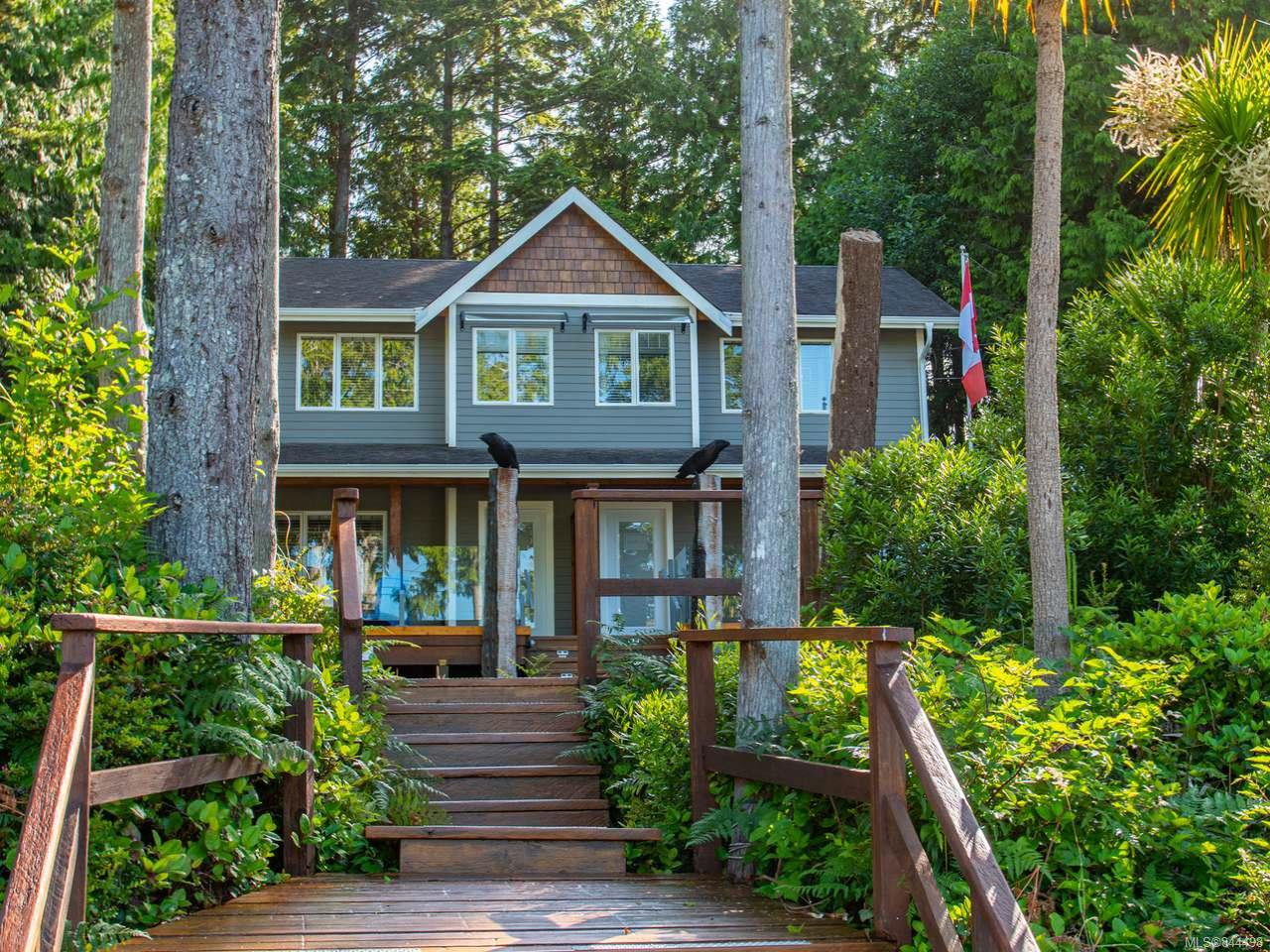 Main Photo: 1536 Peninsula Rd in UCLUELET: PA Ucluelet Business for sale (Port Alberni)  : MLS®# 844498