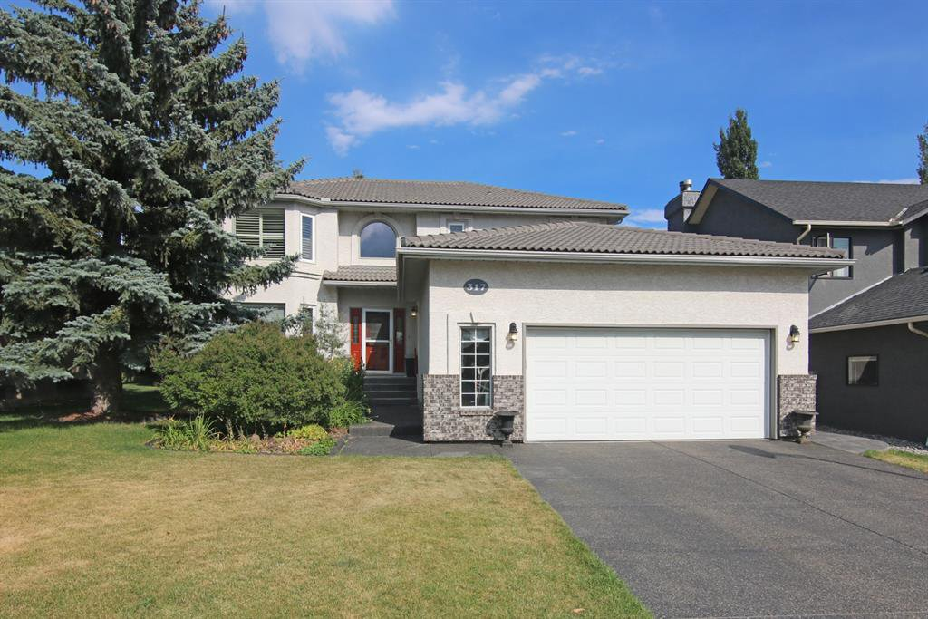 Main Photo: 317 EDGEVIEW Place NW in Calgary: Edgemont Detached for sale : MLS®# A1017942