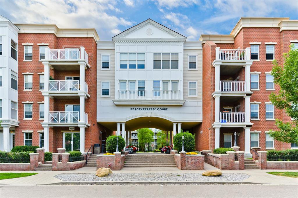 Main Photo: 1404 5605 HENWOOD Street SW in Calgary: Garrison Green Apartment for sale : MLS®# A1019353