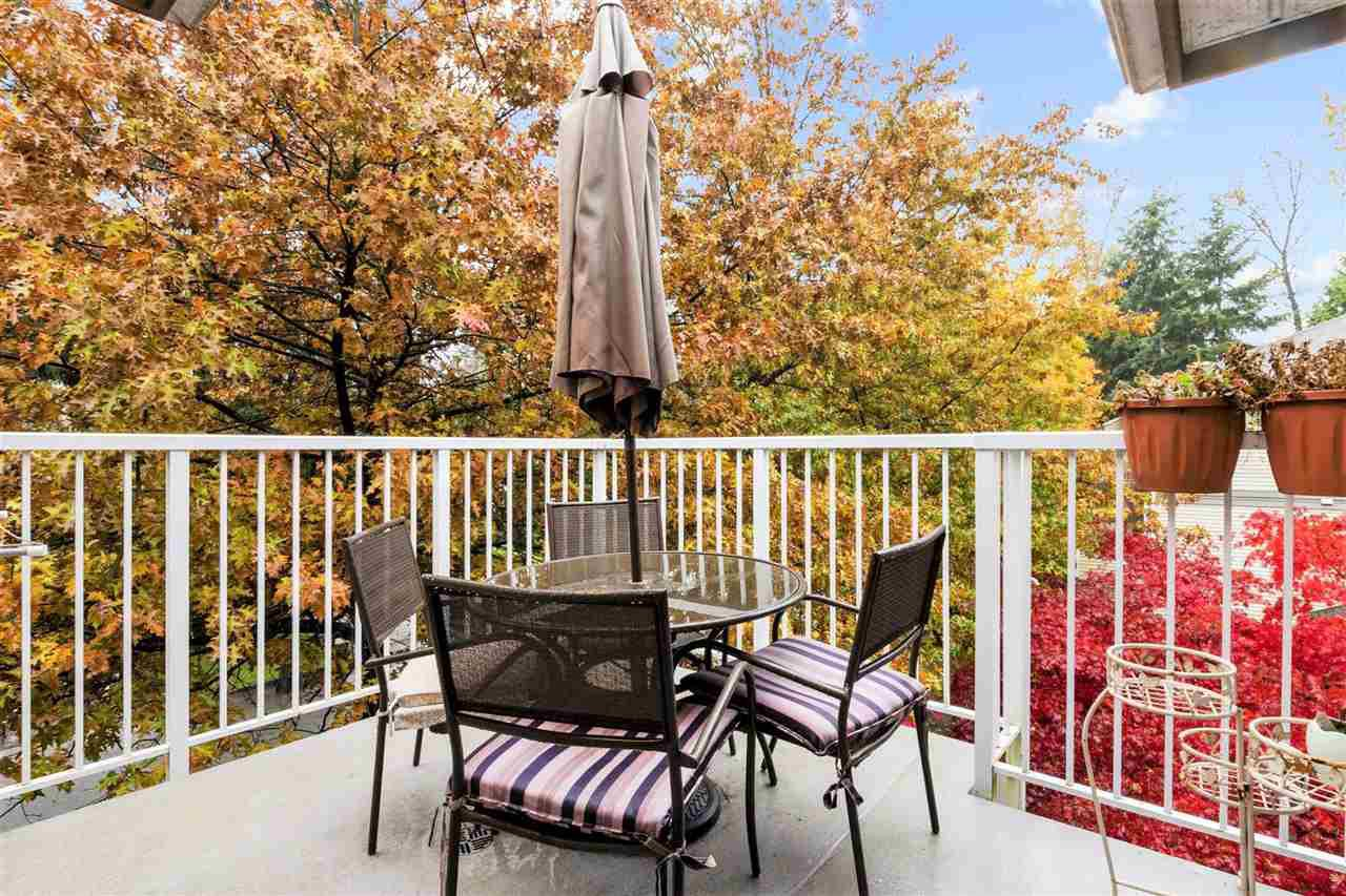 """Main Photo: 5 2615 SHAFTSBURY Avenue in Port Coquitlam: Central Pt Coquitlam Townhouse for sale in """"CAULFIELD ESTATES"""" : MLS®# R2514211"""