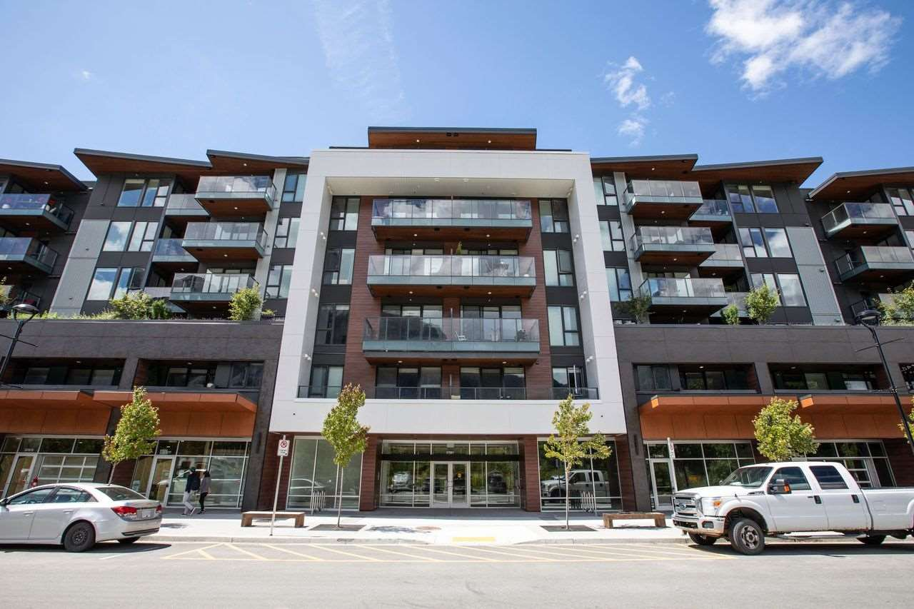 """Main Photo: 608 37881 CLEVELAND Avenue in Squamish: Downtown SQ Condo for sale in """"The Main"""" : MLS®# R2517930"""