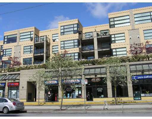 "Main Photo: 405-124 W 3RD ST in North Vancouver: Lower Lonsdale Condo for sale in ""THE VOGUE"" : MLS®# V647120"