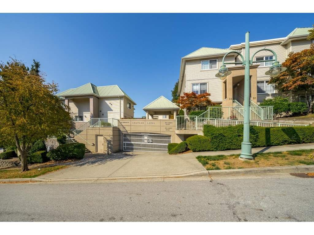 """Main Photo: 7 1383 BRUNETTE Avenue in Coquitlam: Maillardville Townhouse for sale in """"CHATEAU LAVAL"""" : MLS®# R2403776"""