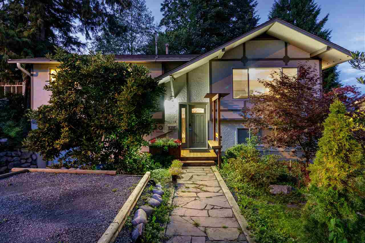Main Photo: 4158 MT SEYMOUR Parkway in North Vancouver: Indian River House for sale : MLS®# R2409988