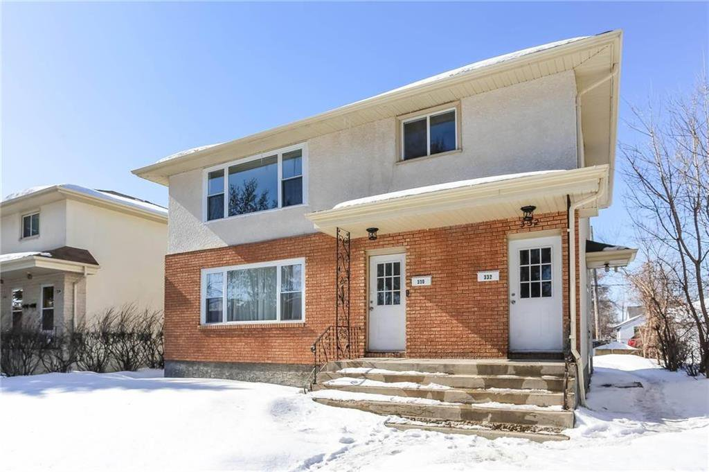 Main Photo: 330 Milford Street in Winnipeg: Residential for sale (3B)  : MLS®# 202005456