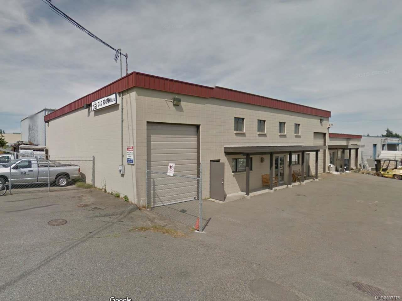 Main Photo: D 1830 Fremont Rd in NANAIMO: Na Diver Lake Industrial for lease (Nanaimo)  : MLS®# 837375