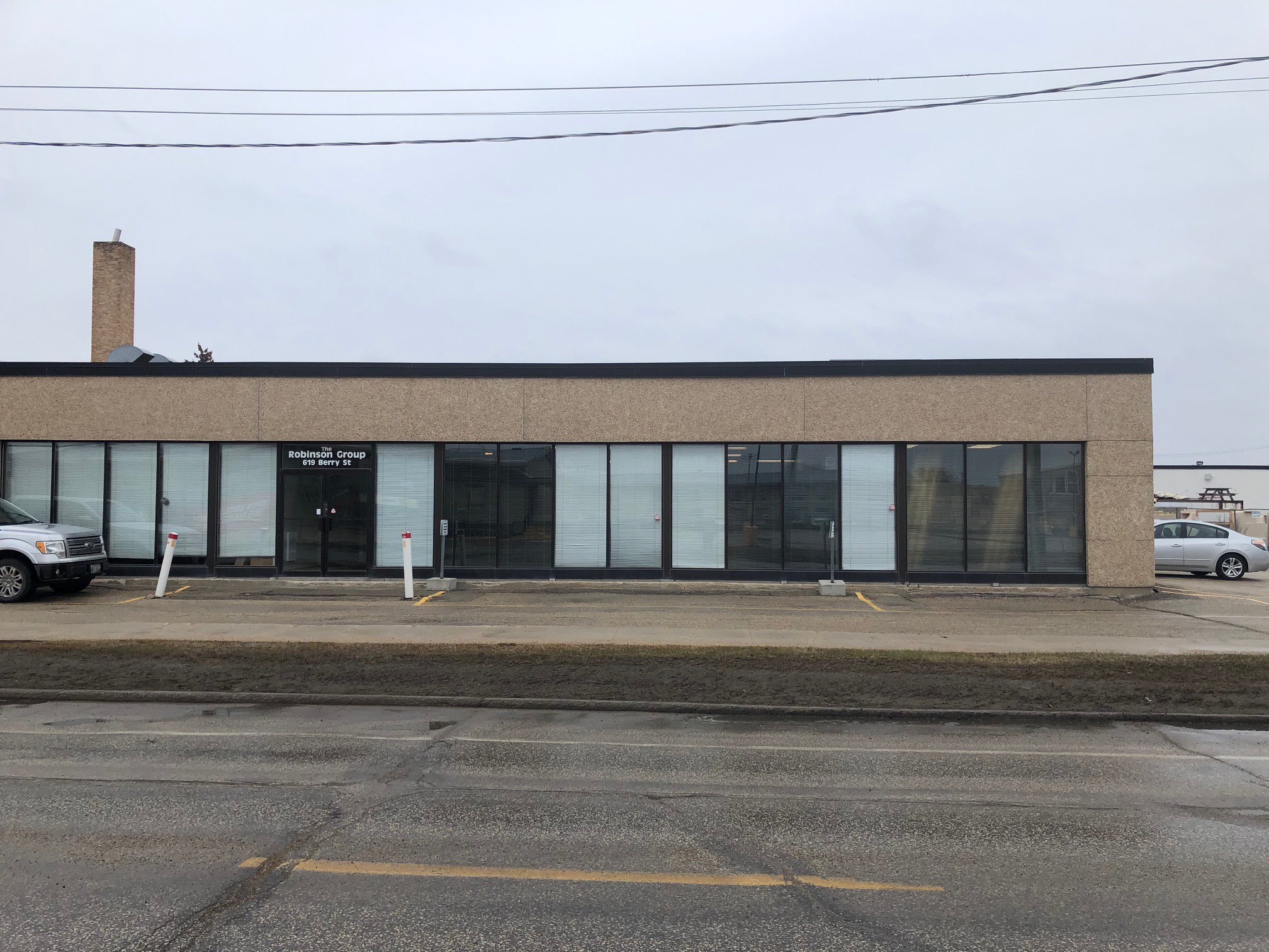 Main Photo: 619 Berry Street in Winnipeg: Industrial / Commercial / Investment for sale (6000)