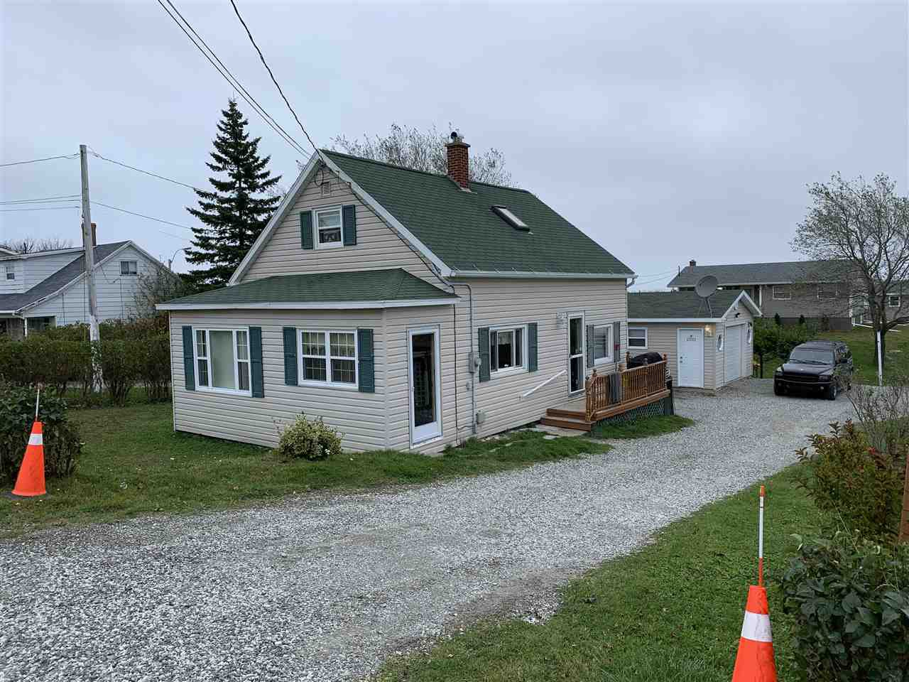 Main Photo: 179 Neville Street in Dominion: 207-C. B. County Residential for sale (Cape Breton)  : MLS®# 202022317