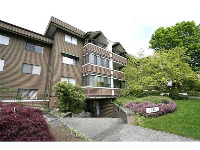 "Main Photo: # 306 545 SYDNEY AV in Coquitlam: Coquitlam West Condo for sale in ""THE GABLES"" : MLS®# V890206"