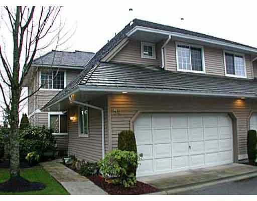 Main Photo: 54 2615 FORTRESS DR in Port_Coquitlam: Citadel PQ Townhouse for sale (Port Coquitlam)  : MLS®# V319055