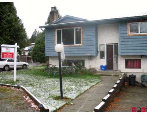 Main Photo: 26441 30A Ave in Langley: Aldergrove Langley House for sale : MLS®# F2626546