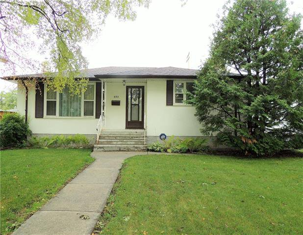 Main Photo: 693 Cordova Street in Winnipeg: River Heights Residential for sale (1D)  : MLS®# 1924640