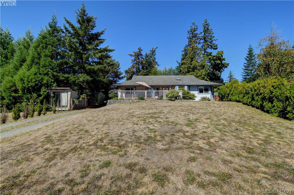 Main Photo: 7000 W Grant Road in SOOKE: Sk John Muir Single Family Detached for sale (Sooke)  : MLS®# 415621