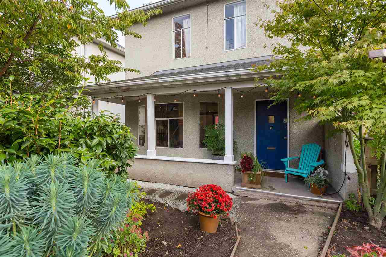 Main Photo: 720 HAWKS Avenue in Vancouver: Strathcona House for sale (Vancouver East)  : MLS®# R2413554