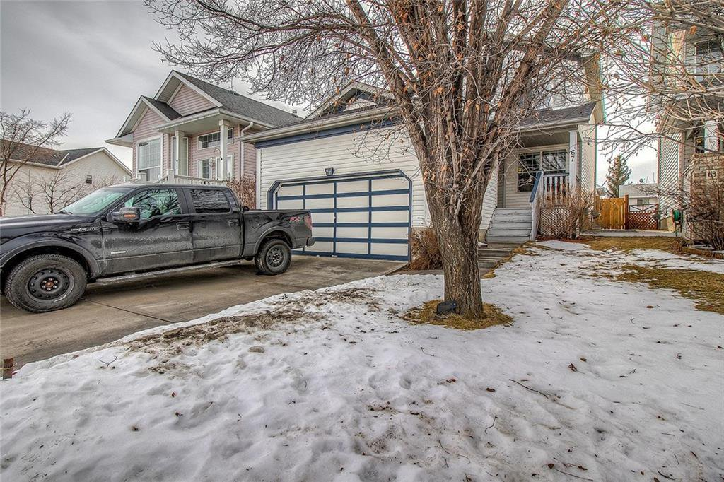 Main Photo: 67 MARTIN CROSSING Park NE in Calgary: Martindale Detached for sale : MLS®# C4283188