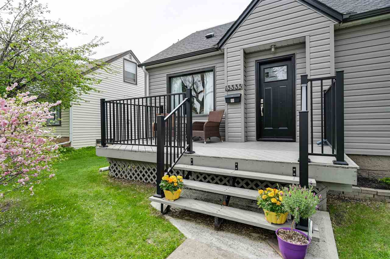 Main Photo: 13335 107A Avenue in Edmonton: Zone 07 House for sale : MLS®# E4188277