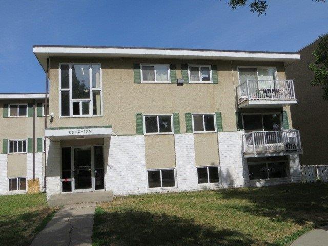 Main Photo: 217 8640 106 Avenue in Edmonton: Zone 13 Condo for sale : MLS®# E4188604