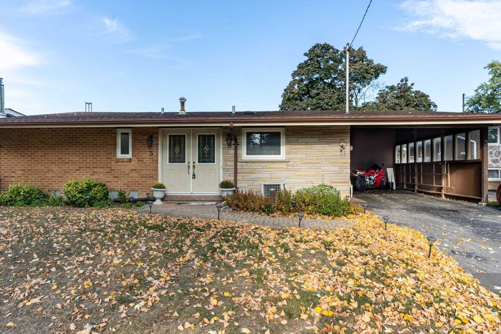 Main Photo: 3 Rosswood Crescent in Toronto: Bendale House (Bungalow) for sale (Toronto E09)  : MLS®# E4932683