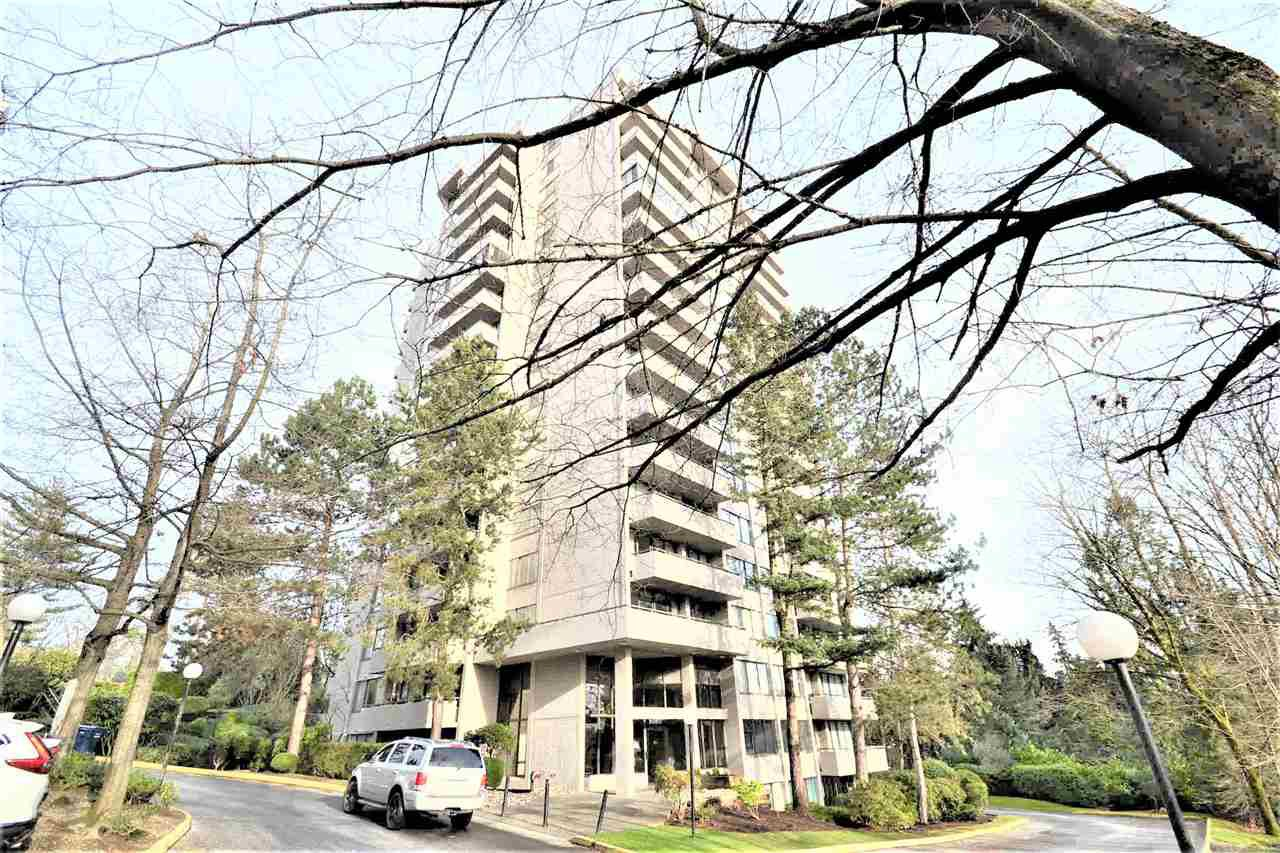 Main Photo: 1706 2060 BELLWOOD Avenue in Burnaby: Brentwood Park Condo for sale (Burnaby North)  : MLS®# R2524697