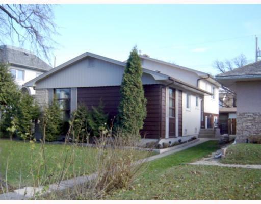 Main Photo: 369 OVERDALE Street in WINNIPEG: St James Residential for sale (West Winnipeg)  : MLS®# 2920498