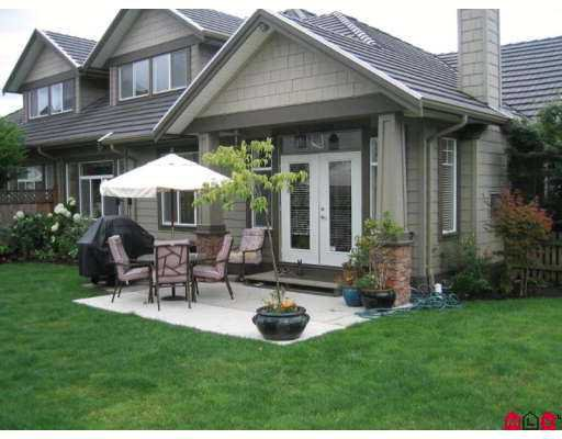 "Photo 1: Photos: 1 5688 152ND Street in Surrey: Sullivan Station Townhouse for sale in ""Sullivan Gate"" : MLS®# F2719770"