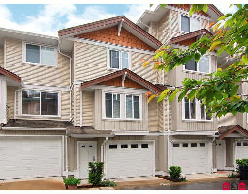 Main Photo: 91 12711 64TH Avenue in Surrey: West Newton Townhouse for sale : MLS®# F2816830
