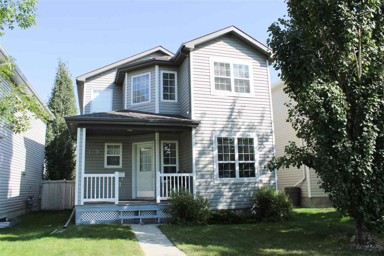 Main Photo: 129 MICHIGAN Street: Devon House for sale : MLS®# E4172666