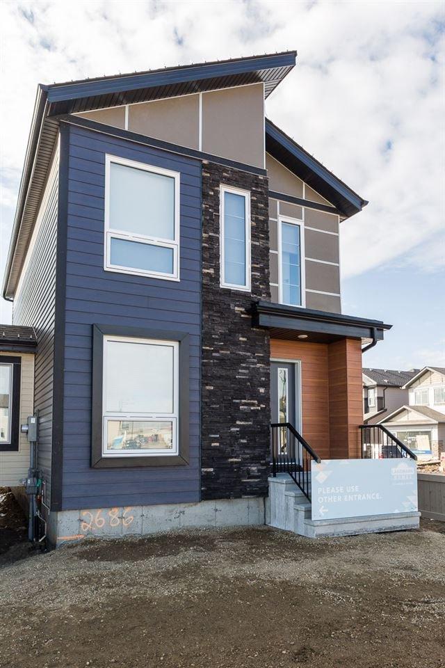 Main Photo: 2686 Maple Way in Edmonton: Zone 30 House for sale : MLS®# E4175691