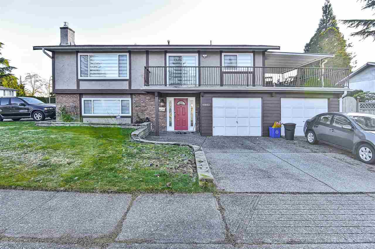 Main Photo: 11662 89A Avenue in Delta: Annieville House for sale (N. Delta)  : MLS®# R2437869