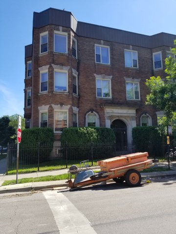 Main Photo: 901 DAKIN Street Unit 2E in Chicago: CHI - Lake View Rentals for rent ()  : MLS®# 10714770