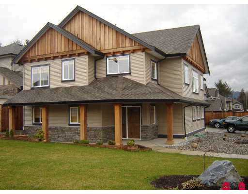 Main Photo: 32603 MITCHELL Ave in Mission: Mission BC House for sale : MLS®# F2705137