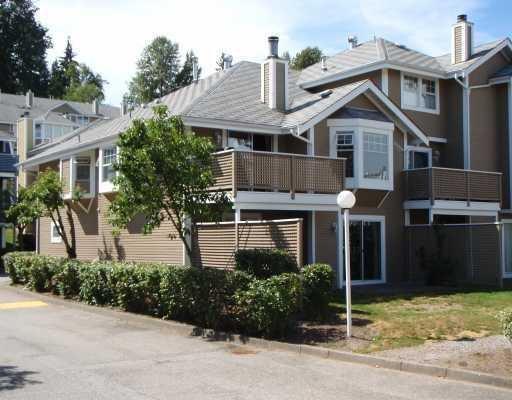 Main Photo: # 62 1140 FALCON DR in Coquitlam: Condo for sale : MLS®# V778633