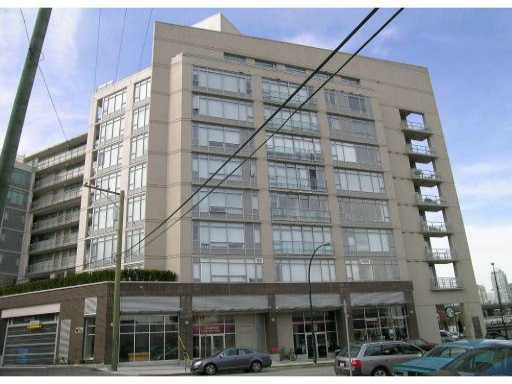"""Main Photo: # 201 2055 YUKON ST in Vancouver: Mount Pleasant VW Condo for sale in """"MONTREUX"""" (Vancouver West)  : MLS®# V846131"""