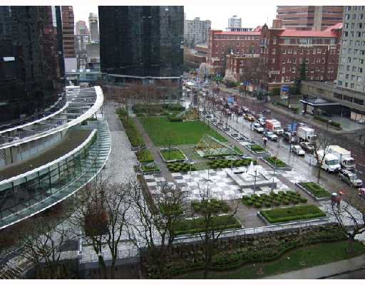 """Photo 5: Photos: 703 989 NELSON Street in Vancouver: Downtown VW Condo for sale in """"ELECTRA"""" (Vancouver West)  : MLS®# V663714"""