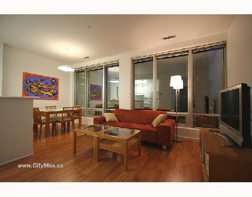 """Photo 2: Photos: 703 989 NELSON Street in Vancouver: Downtown VW Condo for sale in """"ELECTRA"""" (Vancouver West)  : MLS®# V663714"""