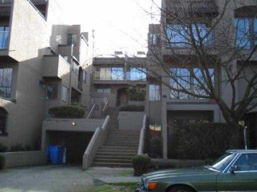 """Photo 4: Photos: 1070 W 7TH Ave in Vancouver: Fairview VW Condo for sale in """"FALSE CREEK TERRACE"""" (Vancouver West)  : MLS®# V518073"""