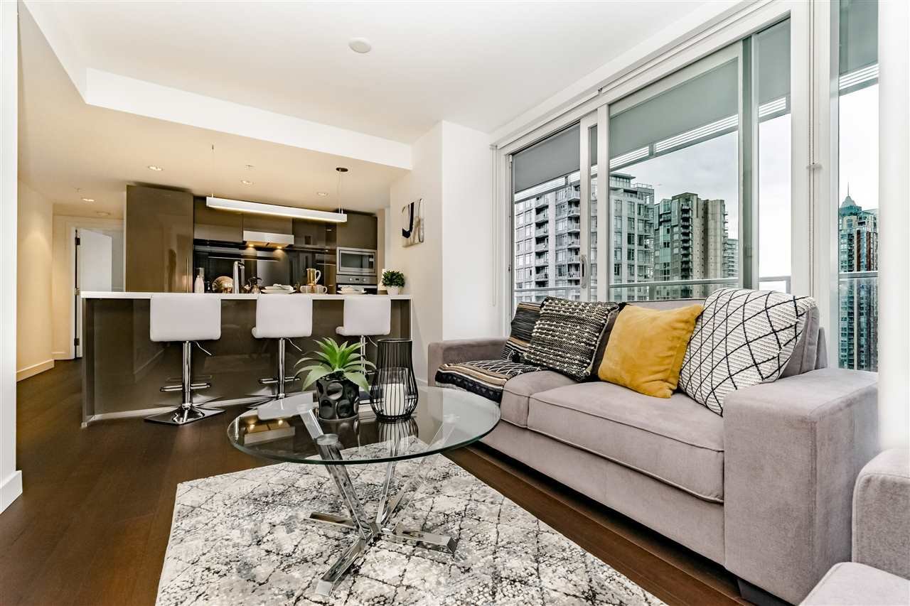 Main Photo: 1101 777 RICHARDS STREET in Vancouver: Downtown VW Condo for sale (Vancouver West)  : MLS®# R2330853