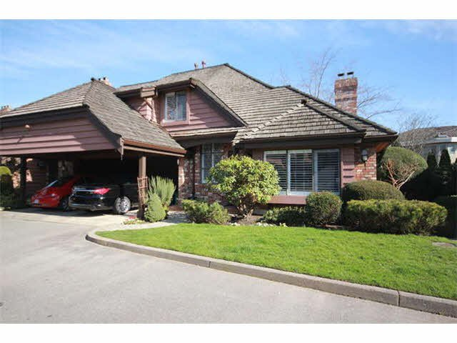 Main Photo: 16 6600 LUCAS ROAD in : Woodwards Townhouse for sale : MLS®# V1108479