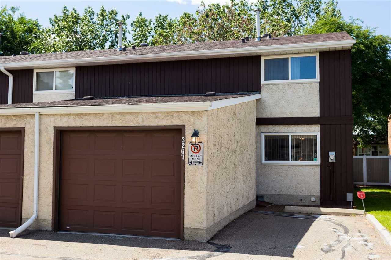 Main Photo: 3267 132A Avenue in Edmonton: Zone 35 Townhouse for sale : MLS®# E4205922