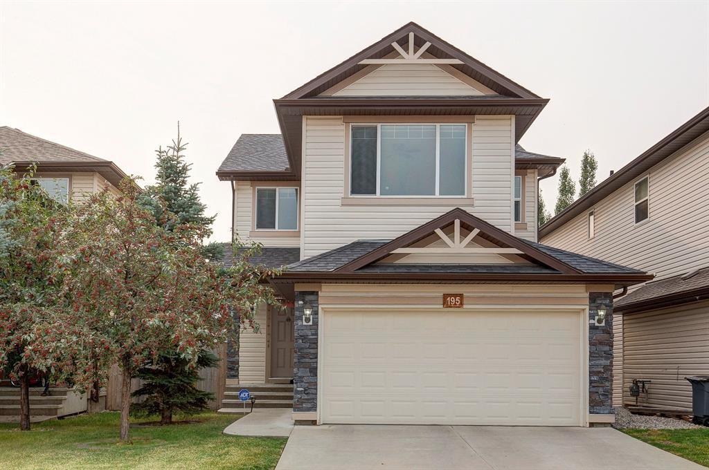 Main Photo: 195 EVEROAK Green SW in Calgary: Evergreen Detached for sale : MLS®# A1035204