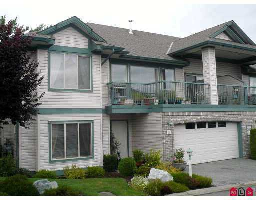 Main Photo: 36 31517 Spur Avenue in View Point Properties: Home for sale : MLS®# F2926388